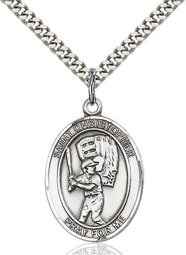 St Christopher Sport Medals