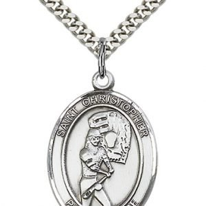 St Christopher Softball Medals