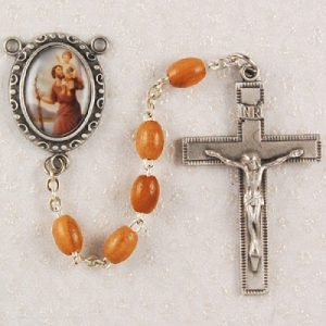 St Christopher Rosary 12015